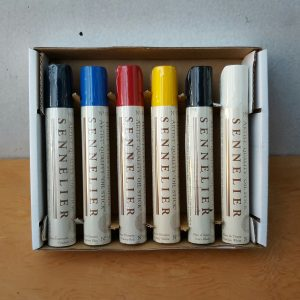 Sennelier Oil Paint Sticks Introductory Set