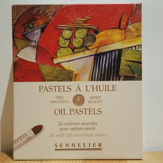 Sennelier 24 Still Life Oil Pastels Set