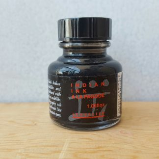 Sennelier 30ml A La Pagode Black Indian Ink
